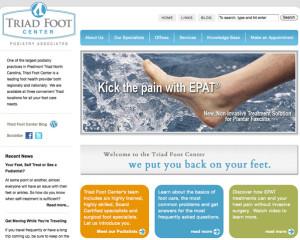 epat foot pain relief