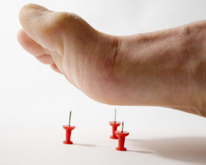 pins and needles in feet