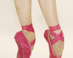 pointe shoes and foot problems