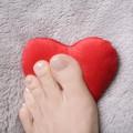 heart health and feet