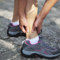 foot and ankle pain when running
