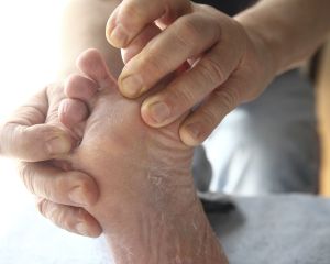 how diabetes affects your feet