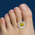toenail fungus foot care