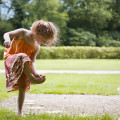 foot pain child
