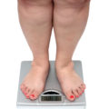 overweight foot pain