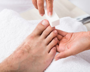 Pedicures for Runners