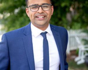 Dr. Kevin P. Patel